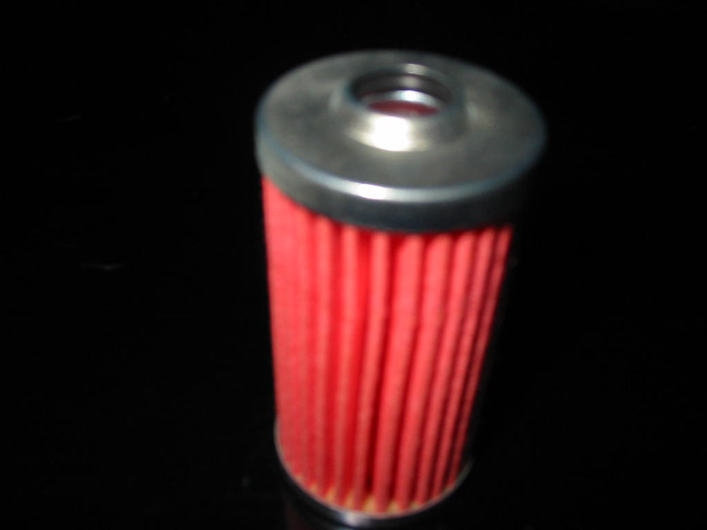 FF-3262 Fuel Filter (Short ) 2.7""