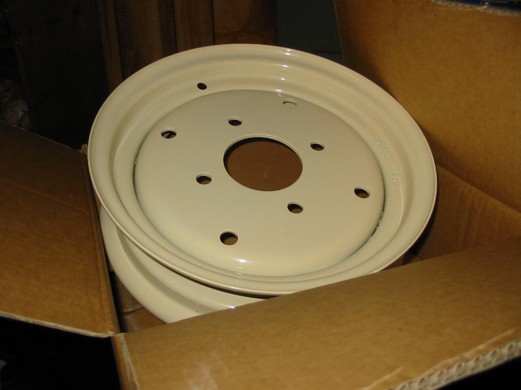 FW 4100 3 x 12 (4 bolt) YM140, 147, 195, 1500,Others