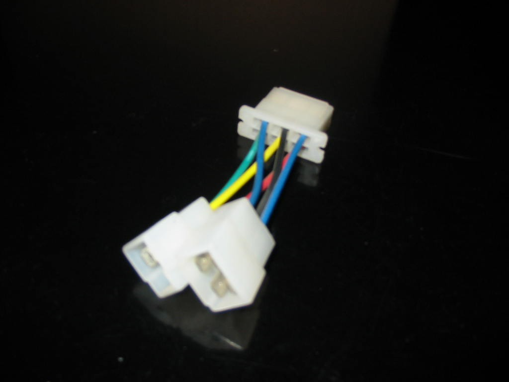 WH-522 Wiring Harness For VR-522