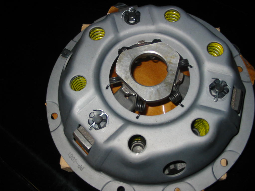 PP-4276 Pressure Plate JD670 & 770 w/ single clutch.