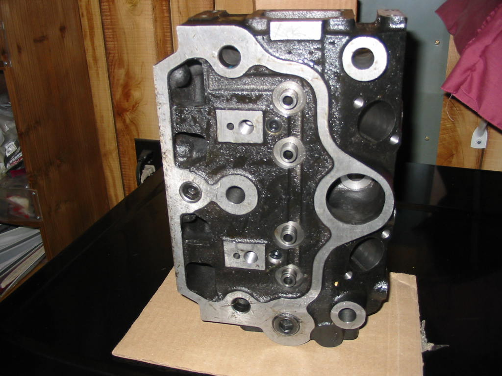 CH 2000 Cyl Head ( Includes Core Charge )YM1700,2000,2210