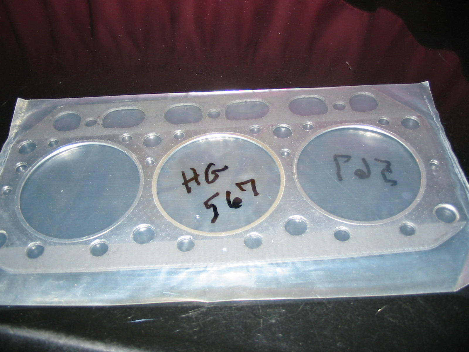 HG-567 Head Gasket For JD750