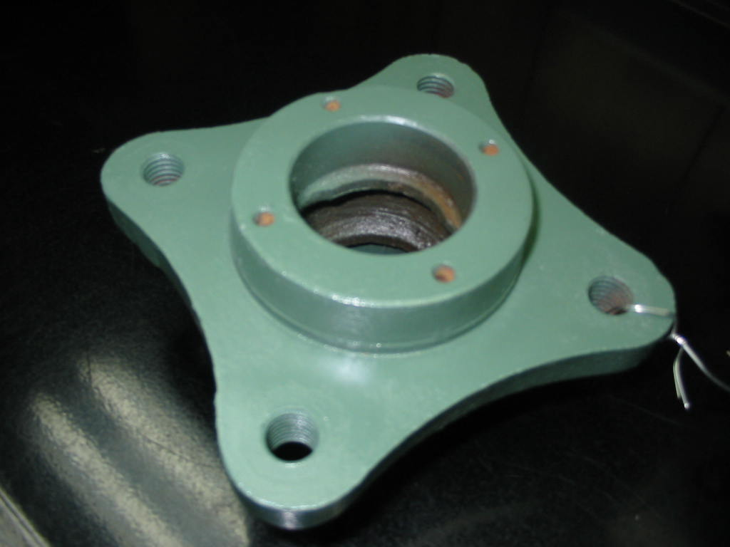 Front Hub ( USED ) YM1600, 1900, YM1700,2000 Green
