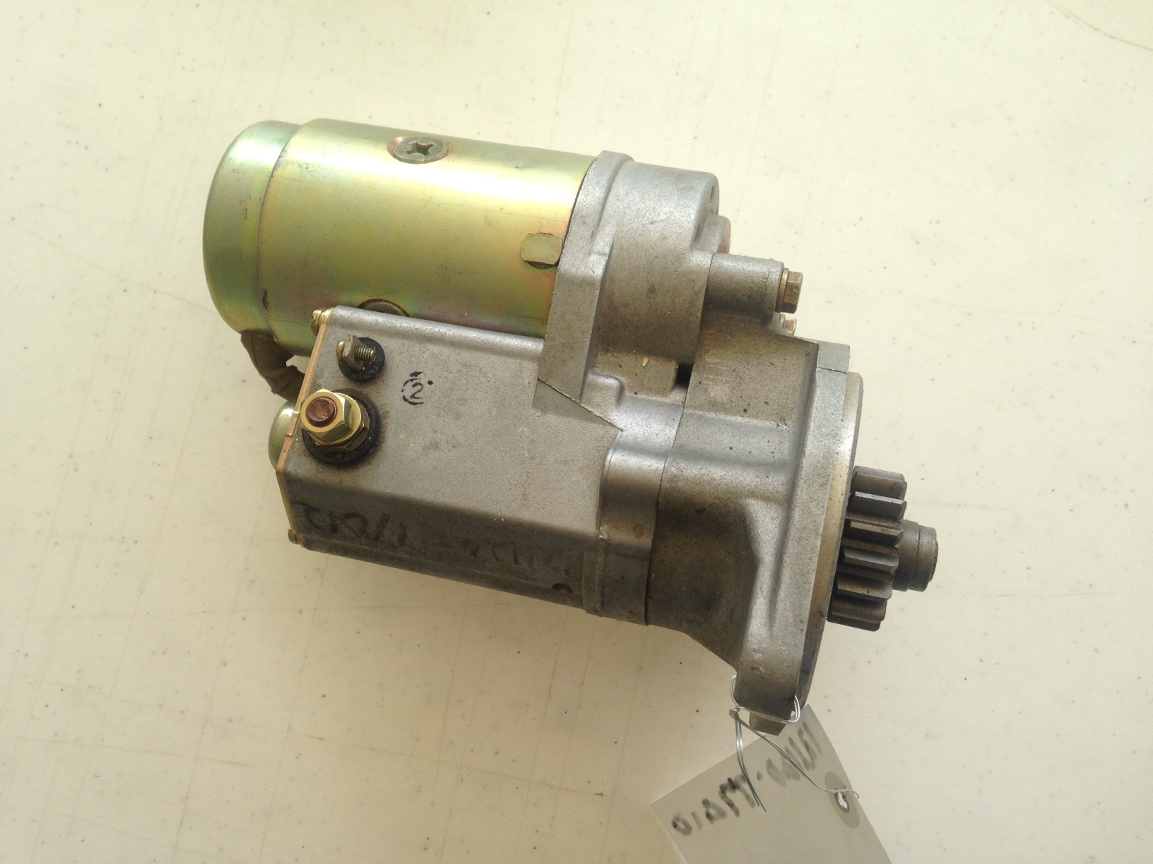 S12-47 Starter JD850 S/N 16001 And Up( New Old Stock )