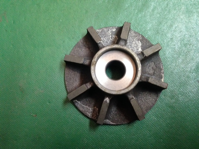 Impeller JD850 Up To S/N -200000, JD950 Up To S/N -088278