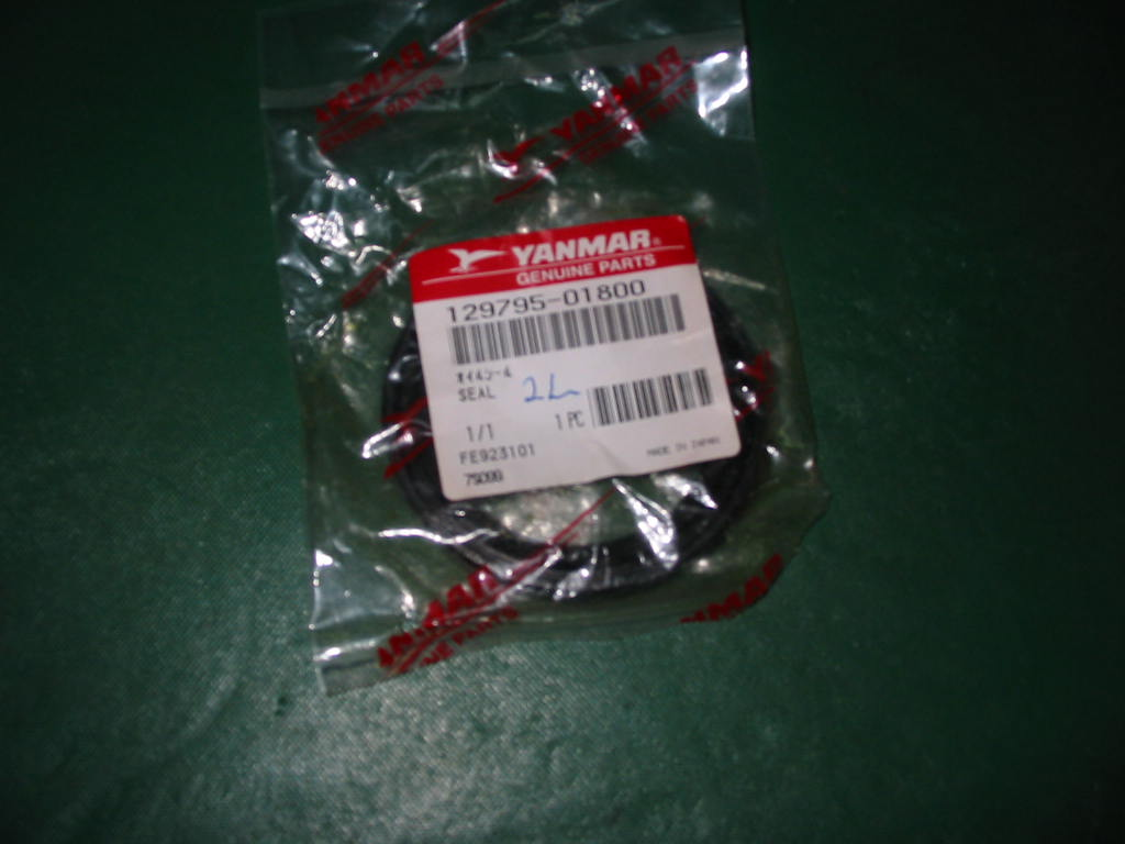 CS-9795 Front Oil Seal 4JH3-TE Others