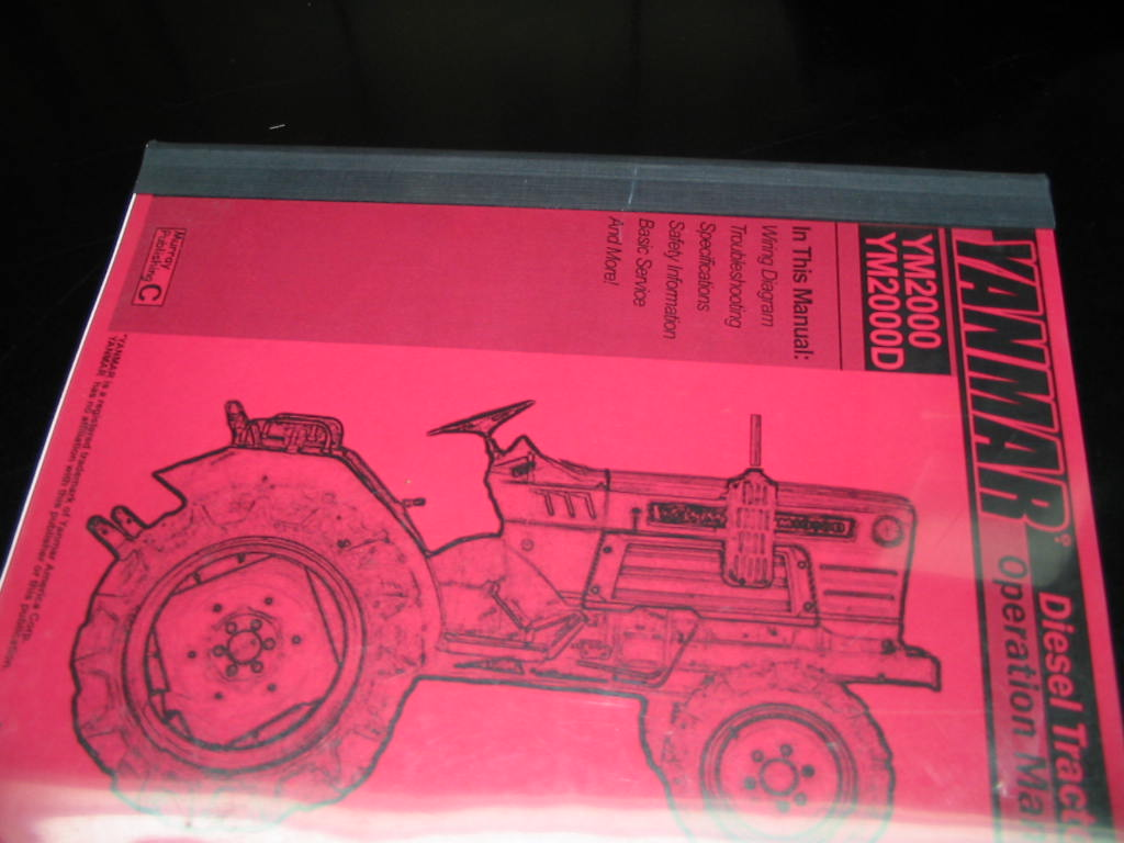 YM2000 Operation Manual