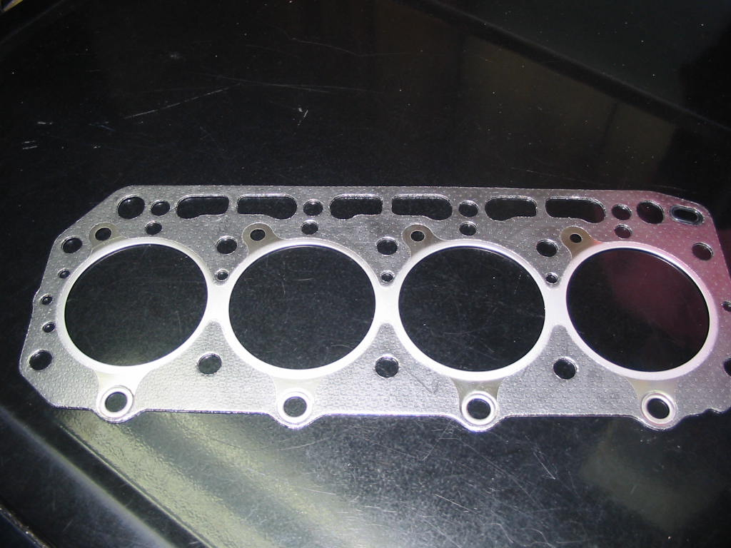 Head Gasket For 4JH-E,4JH,4JH-HT,4JH-T