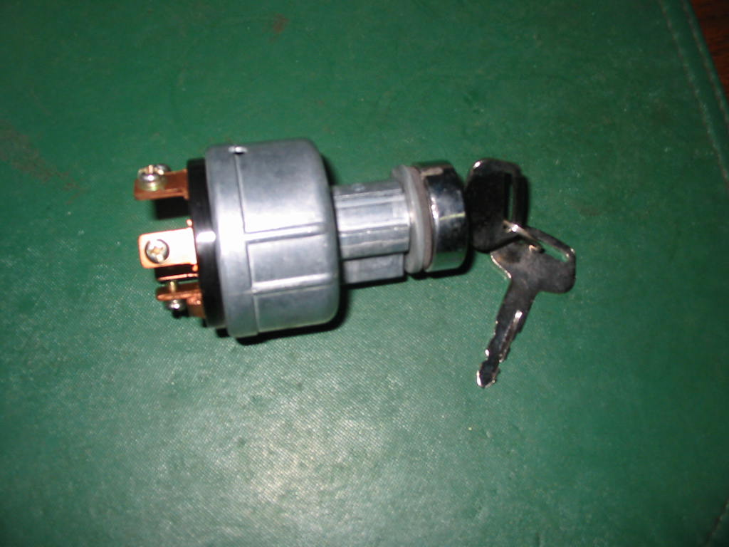 IS-52110 Ignition Switch, Check Description: