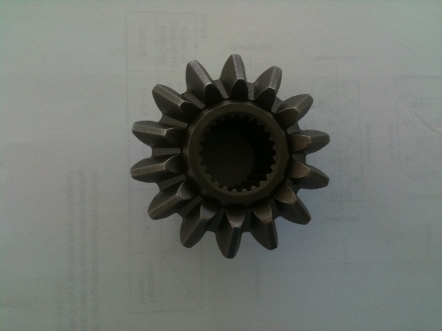 Front Pinion Shaft Gear ( See Description )