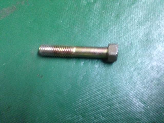 Cap Screw 10X55 ( Used ) JD650,750 Many Others