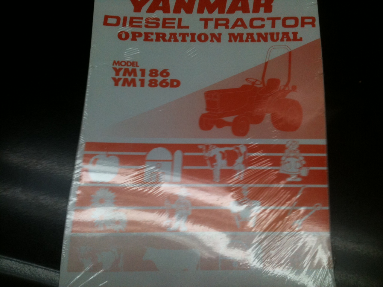 YM186/186D Operation Manual ( New )