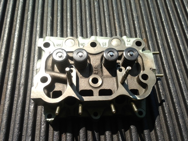 CH-2200-New Complete Cylinder Head For YM2200, 2700,