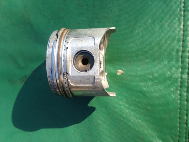 Piston W/rings ( Used ) ( Std )JD790 Others See Description