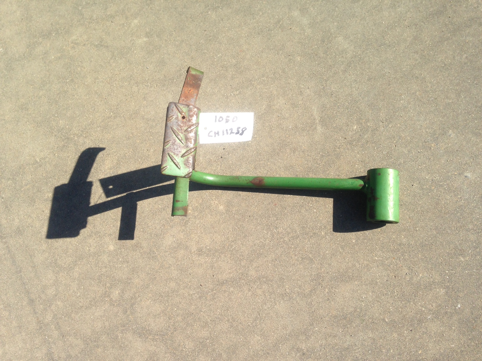 Brake Pedal ( Left Hand ) ( Used ) JD850,950,1050