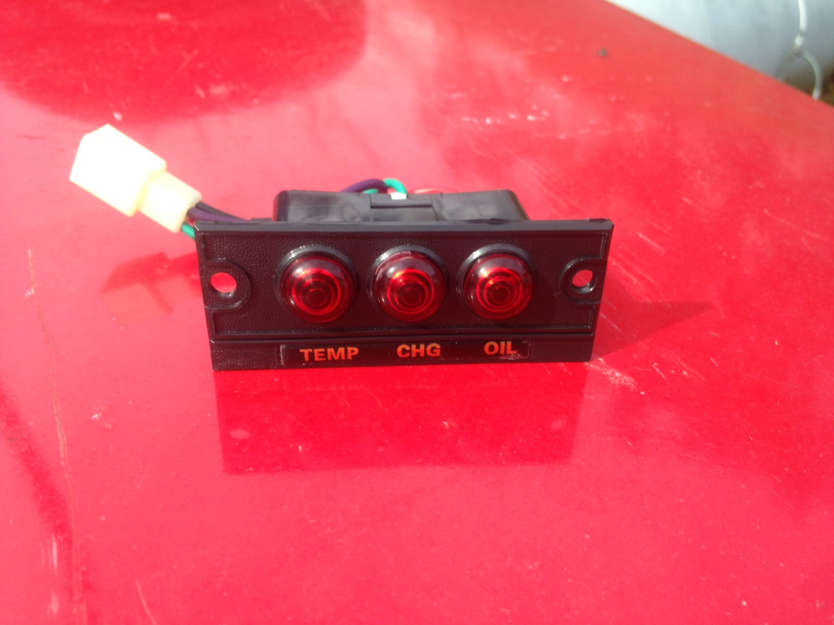 Indicator Light Assembly JD850,950,1050