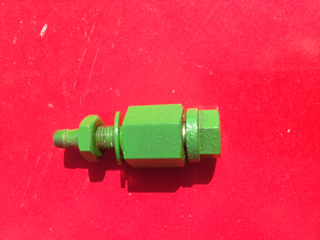 Coolant Drain Assy ( Used ) JD650,750