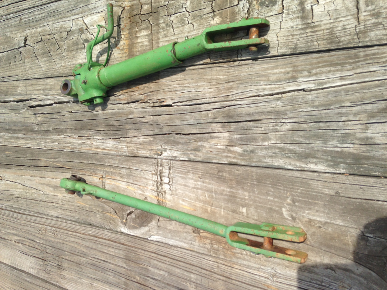 Side Link Kit JD850 Up To S/N 16000. JD950 Up To S/N 20000. Used