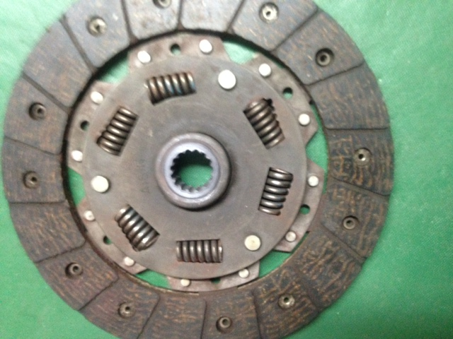 Clutch Disc Spline Repair GT14,YM142,146 ( See Description )