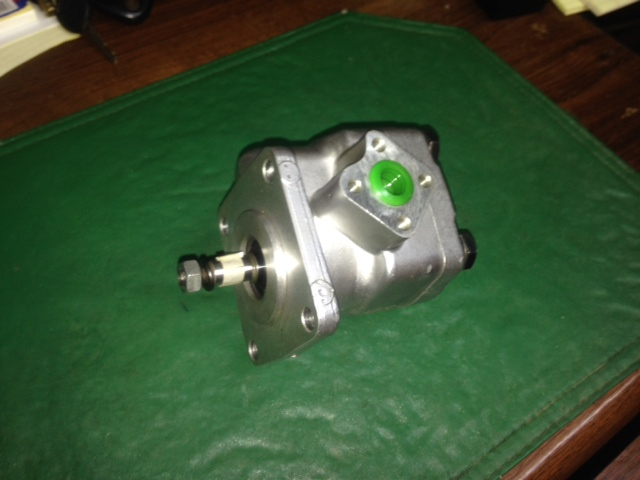 HP-5A Hydraulic Pump For YM1500,1600,1700,1900,2000,2210
