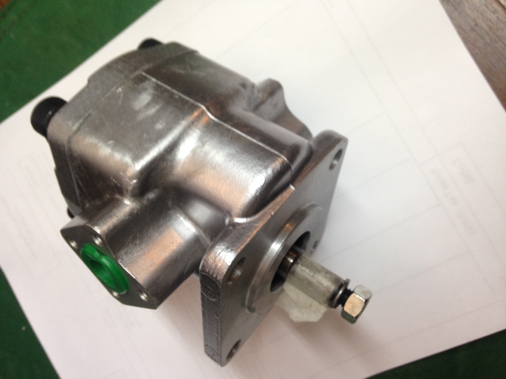 HP-9C Hydraulic Pump ( See Description )