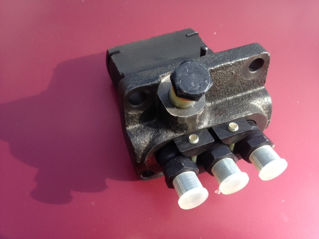 IP-390 Injector Pump For YM2500,2610,3000,3110,3810