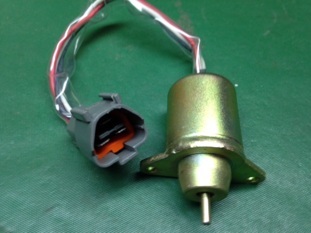 SS-9233 Stop Solenoid For JD790 & Others(See Desc) Free Shipping