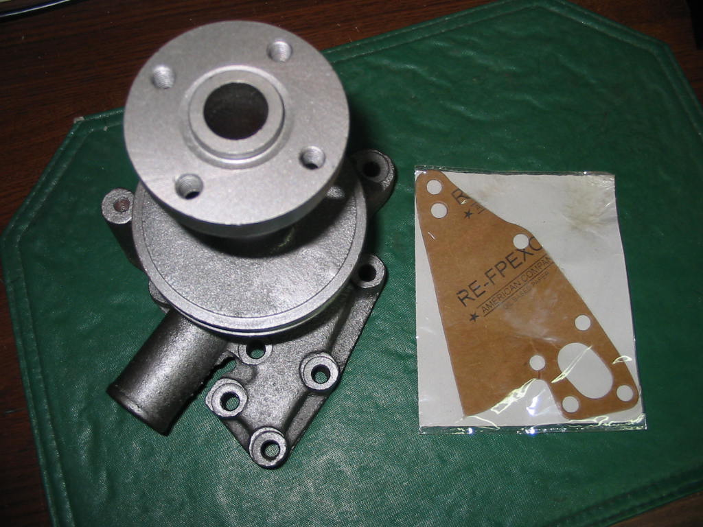 WP-4501 Water Pump W/Gasket For Ford 1500,1700 Tractor