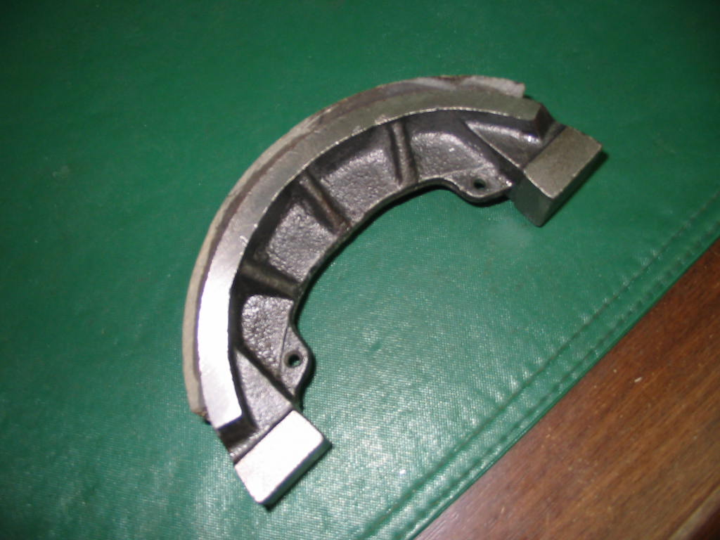 BS-4145 Brake Shoe YM330, 3000