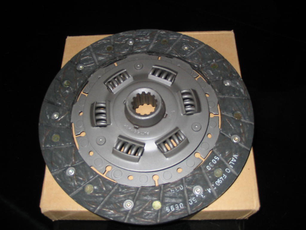 CD-4115 Clutch Disc JD650,750