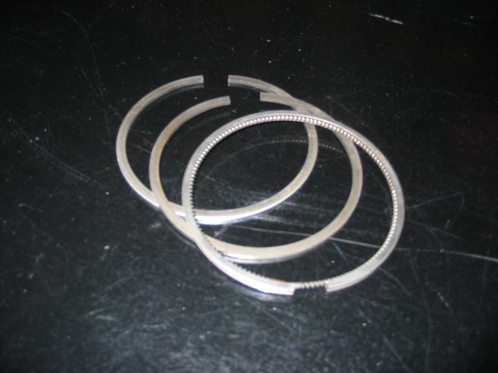 Piston Ring Sets For Yanmar Eng