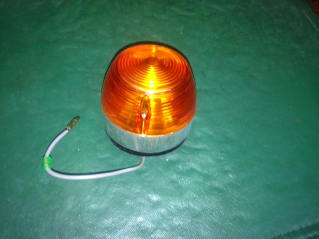 FL-4150 Fender Light ( See Description )