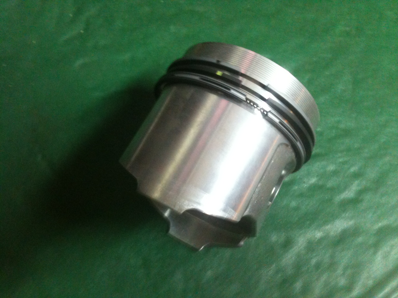 EPA-4450 Piston W/rings For YM1600,1700